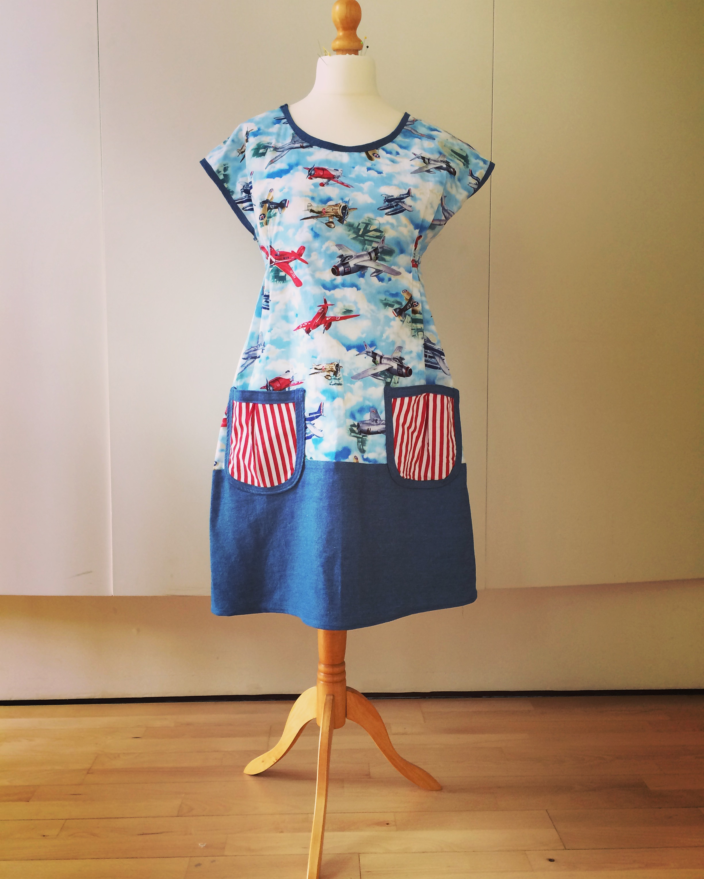 Come fly with me memory dress