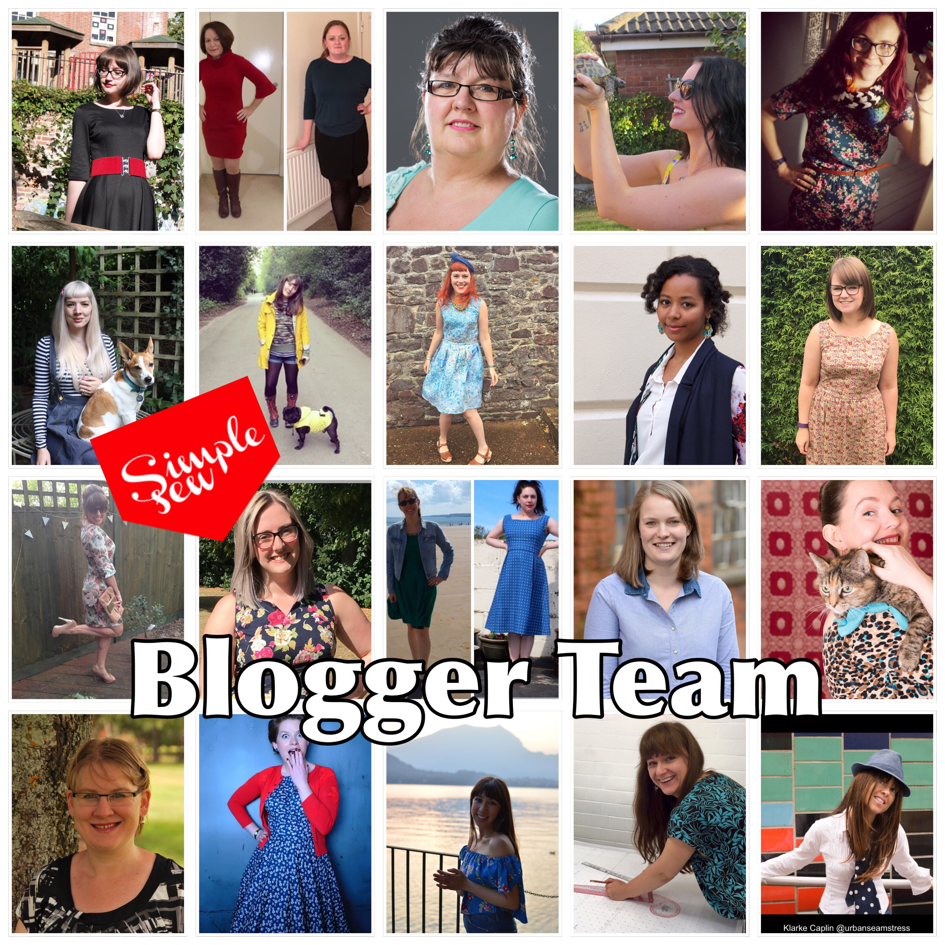 @urbanseamstress blogger for Simple Sew pattern